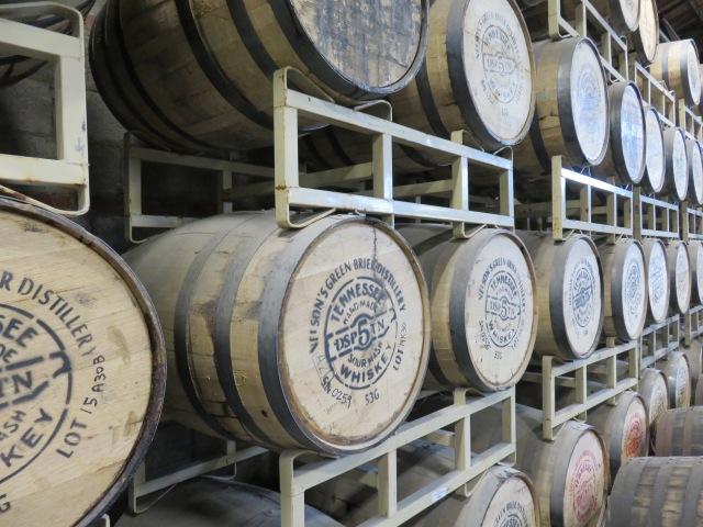 The Nelson Greenbriar Distillery in Nashville.