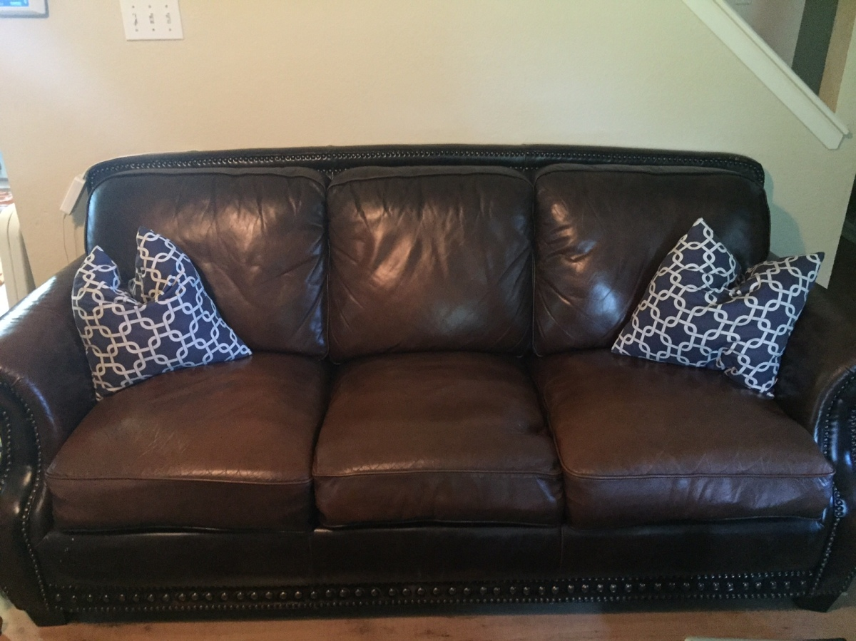 Quick & Cheap DIY Project: Re-Plumping Flat Couch Cushions