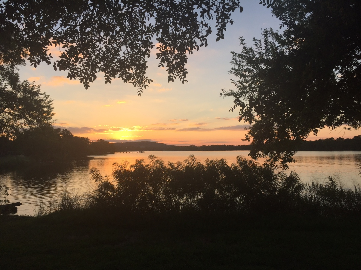 Easy Low Carb Meals for Campfire Cooking & Photos from Inks Lake State Park