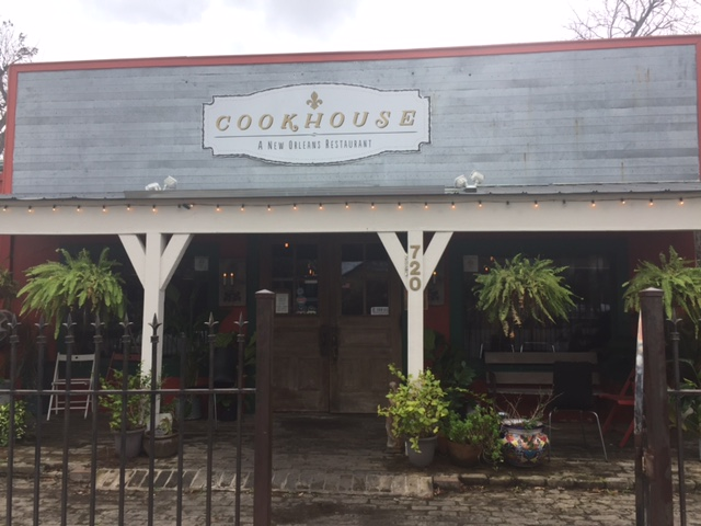 Cookhouse in San Antonio