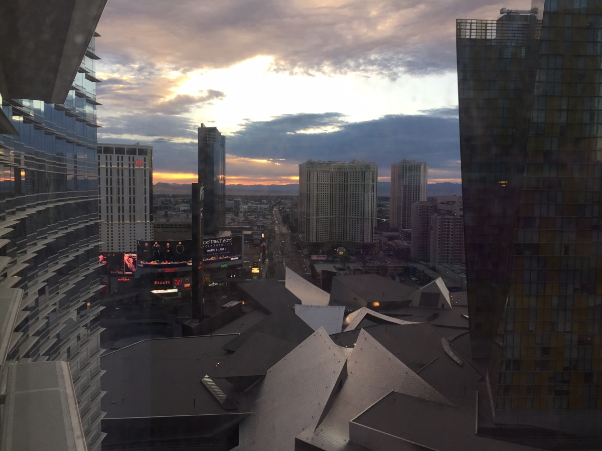Trip Review: ARIA Las Vegas Resort & Casino